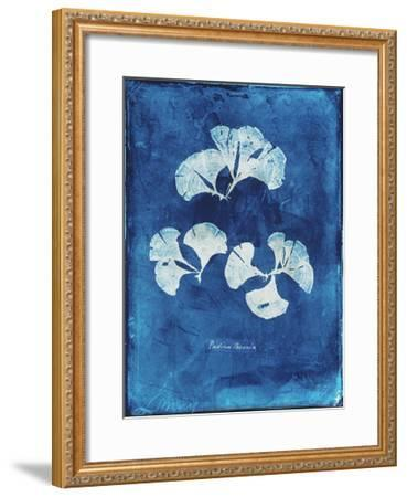 Natural Forms Blue 4-THE Studio-Framed Premium Giclee Print