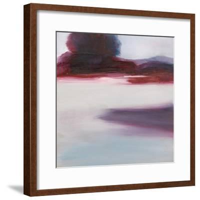 Cool Lagoon-Michelle Abrams-Framed Premium Giclee Print