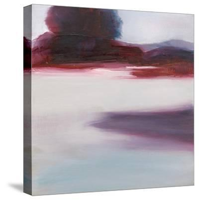 Cool Lagoon-Michelle Abrams-Stretched Canvas Print