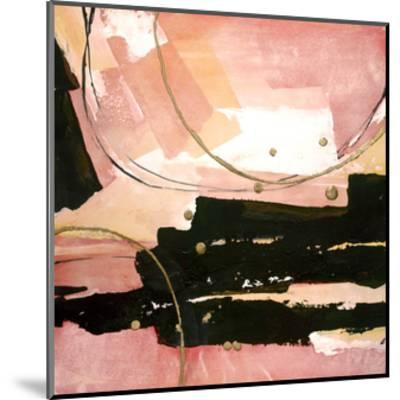 Desert Sunset 2-Chris Paschke-Mounted Premium Giclee Print