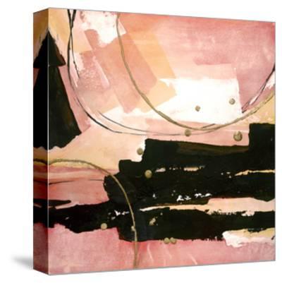 Desert Sunset 2-Chris Paschke-Stretched Canvas Print