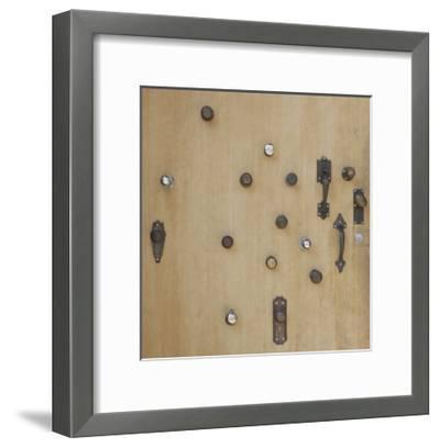 Portland Door-Mimi Payne-Framed Premium Photographic Print
