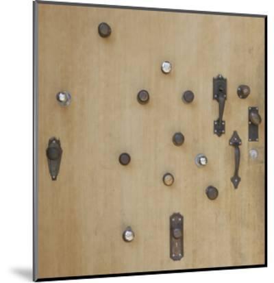 Portland Door-Mimi Payne-Mounted Premium Photographic Print