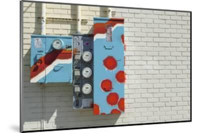Alberta Meter Boxes-Mimi Payne-Mounted Premium Photographic Print