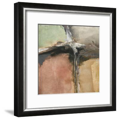 Gilded Crevice 8-Chris Paschke-Framed Premium Giclee Print