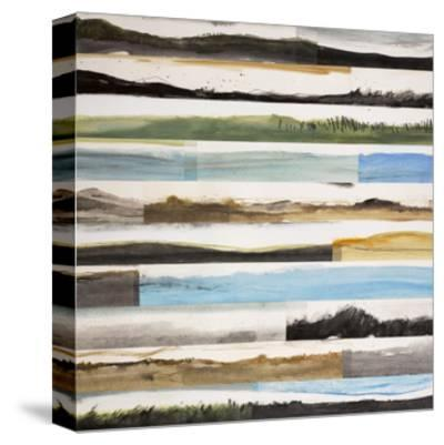 Neutral Plains 6-Kyle Goderwis-Stretched Canvas Print
