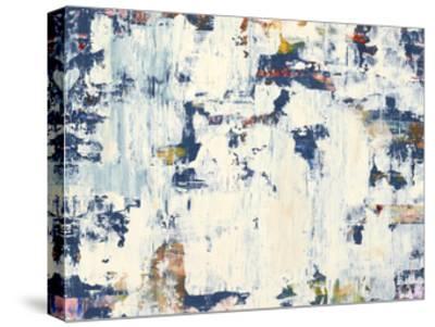 Swell Season White Recolor-Akiko Hiromoto-Stretched Canvas Print