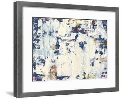 Swell Season White Recolor-Akiko Hiromoto-Framed Premium Giclee Print