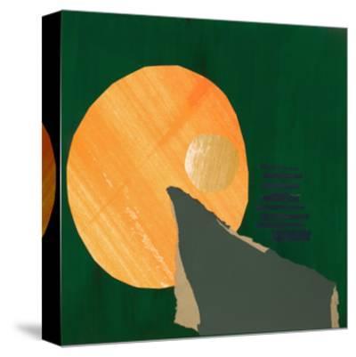 Shape Shifter No.3-Emma Jones-Stretched Canvas Print