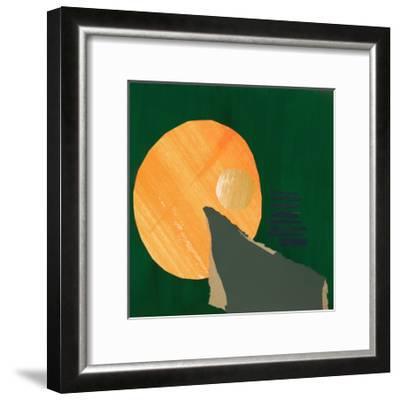 Shape Shifter No.3-Emma Jones-Framed Premium Giclee Print