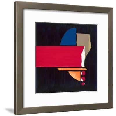 Shape Shifter No.4-Emma Jones-Framed Premium Giclee Print