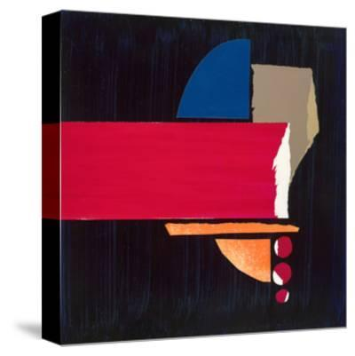 Shape Shifter No.4-Emma Jones-Stretched Canvas Print