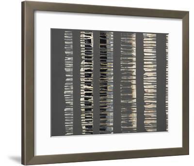 Drip Test 8-Christopher Balder-Framed Premium Giclee Print