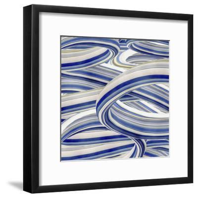 Squeegee Blues 4-Arabella Studios-Framed Premium Giclee Print