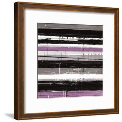Blinds B - Recolor-JB Hall-Framed Premium Giclee Print