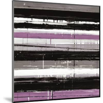 Blinds B - Recolor-JB Hall-Mounted Premium Giclee Print