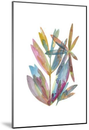 Rainbow Wish 1-Erin Lin-Mounted Premium Giclee Print
