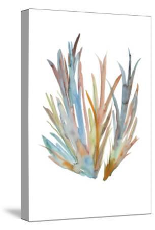 Rainbow Wish 3-Erin Lin-Stretched Canvas Print
