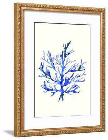 Ultramarine Growing 2-Erin Lin-Framed Premium Giclee Print
