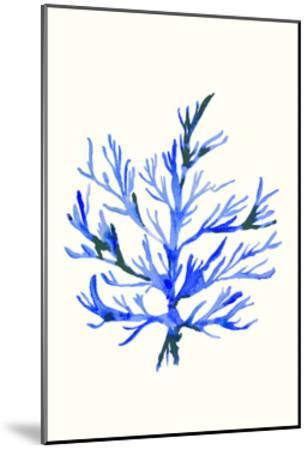 Ultramarine Growing 2-Erin Lin-Mounted Premium Giclee Print