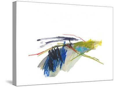 Abstract Landscape No. 8-Jan Weiss-Stretched Canvas Print