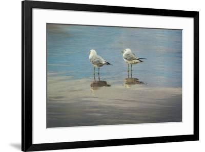 Silent They Wait-Eunika Rogers-Framed Premium Giclee Print