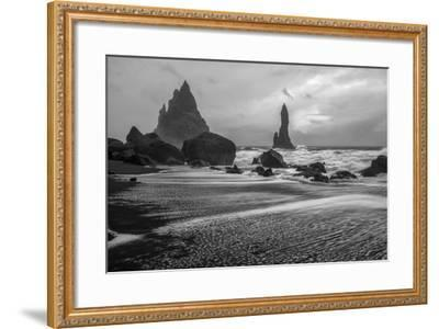 Angry Seas-Danny Head-Framed Photographic Print