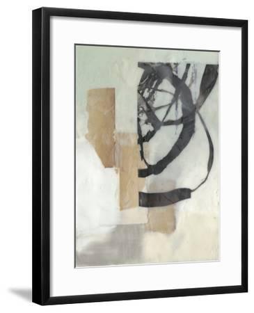 Spiral Slice I-Jennifer Goldberger-Framed Premium Giclee Print