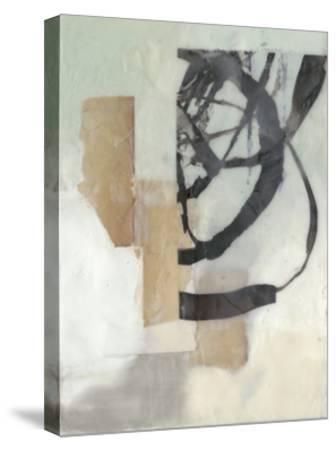 Spiral Slice I-Jennifer Goldberger-Stretched Canvas Print