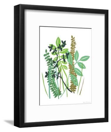 Hedge Row III Premium Giclee Print by Alicia Ludwig | Art com