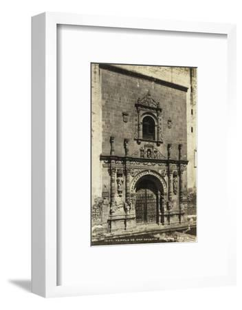 Old Mexico I--Framed Photographic Print