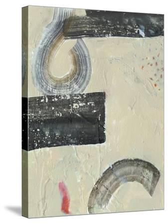 Striate IV-Victoria Borges-Stretched Canvas Print