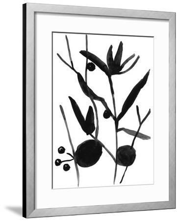Graze II-Chariklia Zarris-Framed Premium Giclee Print