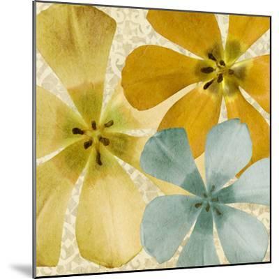 Springtime Glow II-Alonzo Saunders-Mounted Photographic Print