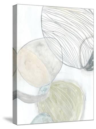 Sea Pebbles II-June Erica Vess-Stretched Canvas Print