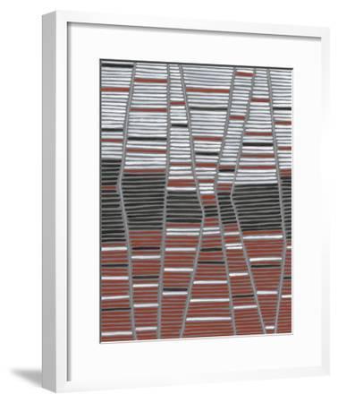 Recursion I-Vanna Lam-Framed Premium Giclee Print