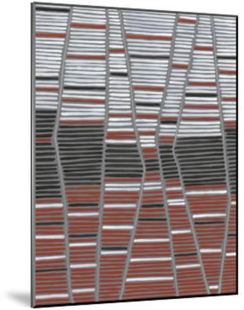 Recursion I-Vanna Lam-Mounted Premium Giclee Print