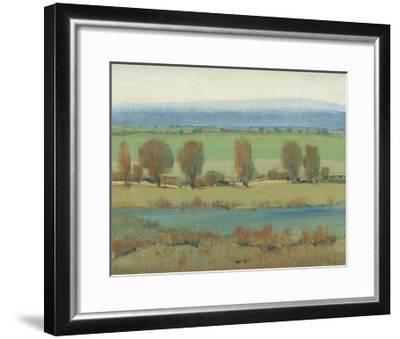 Flat Terrain I-Tim O'toole-Framed Premium Giclee Print