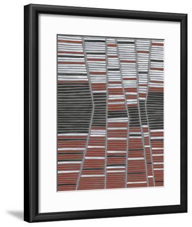 Recursion II-Vanna Lam-Framed Premium Giclee Print