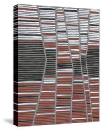 Recursion II-Vanna Lam-Stretched Canvas Print