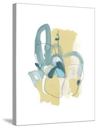 Basilisk III-June Erica Vess-Stretched Canvas Print