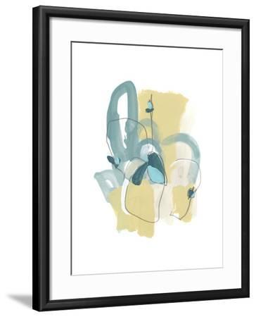 Basilisk III-June Erica Vess-Framed Premium Giclee Print