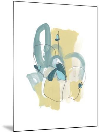 Basilisk III-June Erica Vess-Mounted Premium Giclee Print