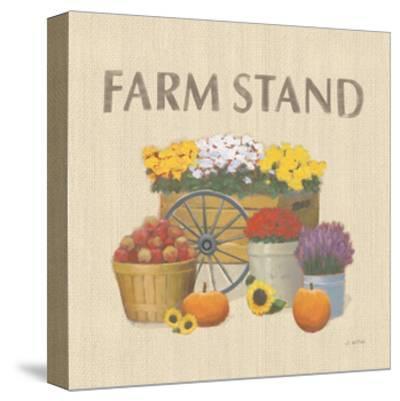 Heartland Harvest Moments VI--Stretched Canvas Print