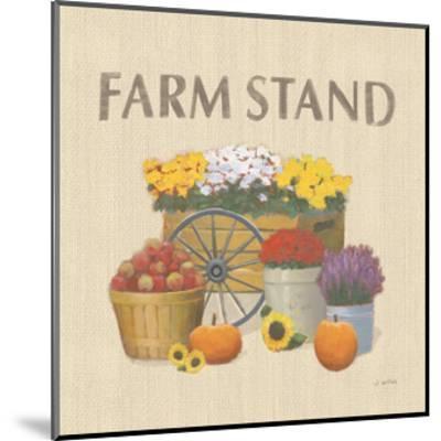 Heartland Harvest Moments VI--Mounted Art Print