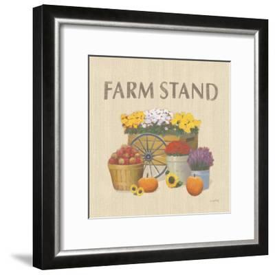 Heartland Harvest Moments VI--Framed Art Print