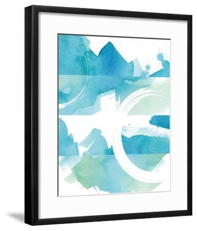 Coastal Feel II--Framed Art Print