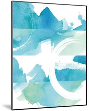 Coastal Feel II--Mounted Art Print