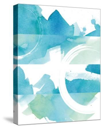 Coastal Feel II--Stretched Canvas Print