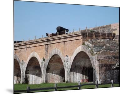 Fort Pickens Arches-Charles F Olson-Mounted Photographic Print